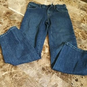 Size 8 boys straight jeans